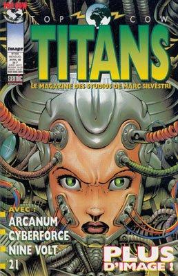 Titans édition Kiosque Suite (1989 - 1996)