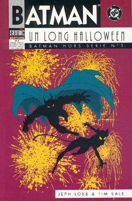 Batman - Un Long Halloween # 5 Kiosque (1995 - 2001)