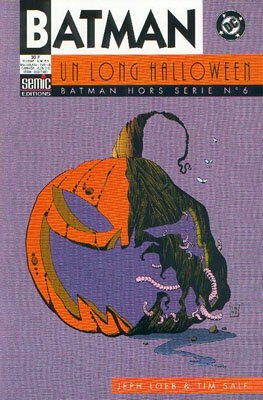 Batman - Un Long Halloween # 6 Kiosque (1995 - 2001)