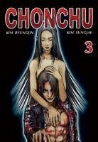 couverture, jaquette Chonchu 3 REEDITION (Tokebi)