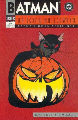 Batman - Un Long Halloween # 3 Kiosque (1995 - 2001)