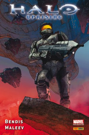 Halo - uprising édition TPB softcover (souple)
