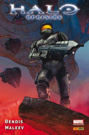 Halo - uprising #1