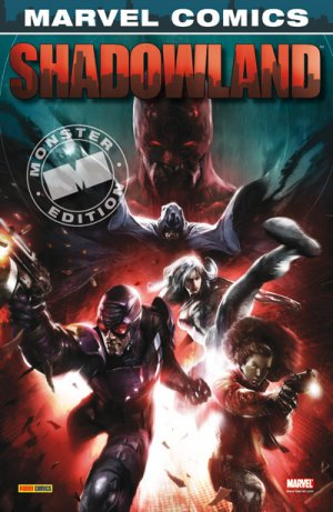 Shadowland édition TPB Softcover - Marvel Monster
