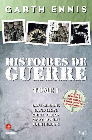 Histoires de guerre T.1