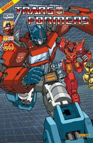 Transformers édition Kiosque (2011)