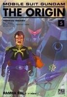Mobile Suit Gundam - The Origin T.5