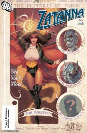 Zatanna # 2 Issues V2 (2010 - 2011)