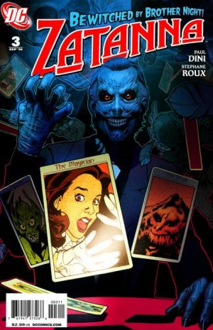 Zatanna # 3 Issues V2 (2010 - 2011)