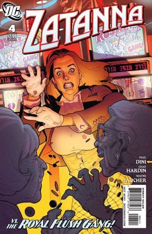 Zatanna # 4 Issues V2 (2010 - 2011)