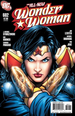 Wonder Woman # 602 Issues V3 suite (2010 - 2011)