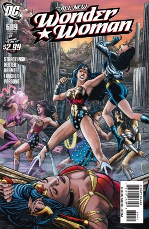 Wonder Woman # 609 Issues V1 suite (2010 - 2011)