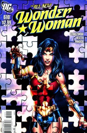 Wonder Woman 610 - 610 - cover #1