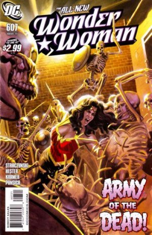 Wonder Woman # 607