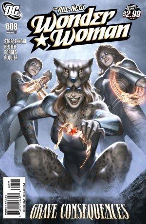 Wonder Woman # 608