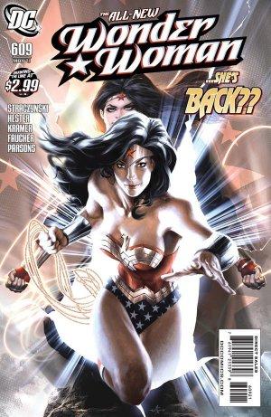 Wonder Woman # 609
