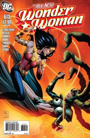 Wonder Woman # 613 Issues V1 suite (2010 - 2011)