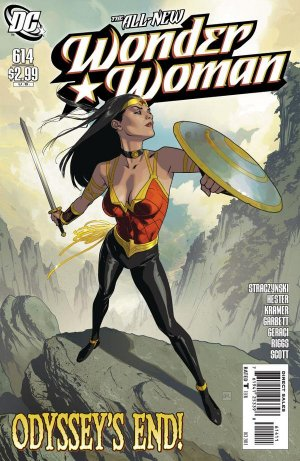 Wonder Woman # 614 Issues V1 suite (2010 - 2011)