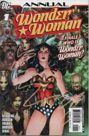 Wonder Woman édition Issues V3 - Annuals (2007)
