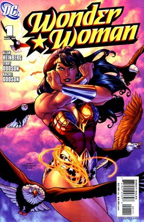 Wonder Woman édition Issues V3 (2006 - 2010)
