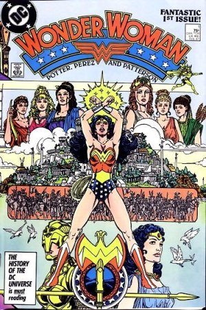Wonder Woman # 1 Issues V2 (1987 - 2006)