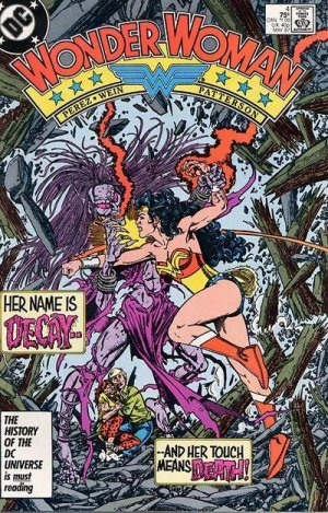 Wonder Woman # 4 Issues V2 (1987 - 2006)