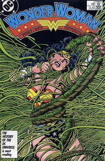 Wonder Woman # 5 Issues V2 (1987 - 2006)
