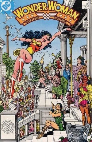 Wonder Woman # 14 Issues V2 (1987 - 2006)