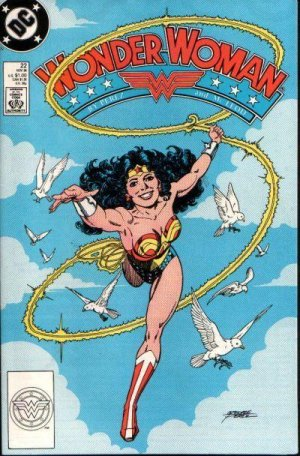 Wonder Woman # 22 Issues V2 (1987 - 2006)