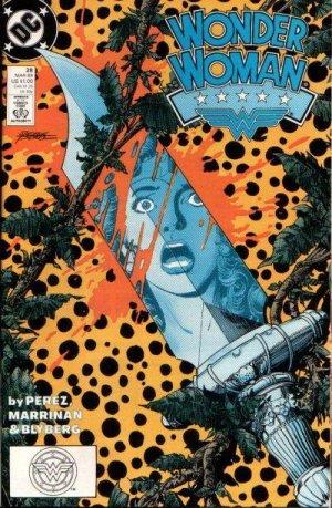 Wonder Woman # 28