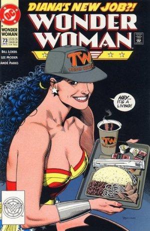 Wonder Woman 73