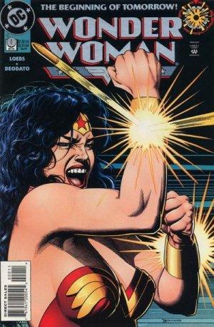 Wonder Woman 0 - The beginning of tomorrow!