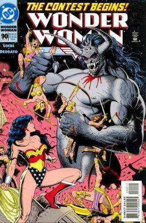 Wonder Woman 90