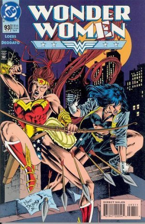 Wonder Woman # 93 Issues V2 (1987 - 2006)