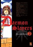 couverture, jaquette Daemon Slayers 2  (Kabuto)