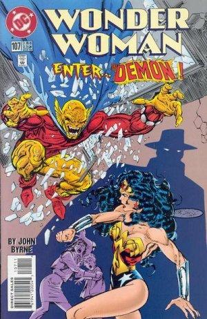 Wonder Woman 107