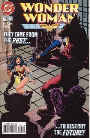 Wonder Woman 115