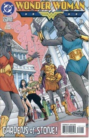 Wonder Woman 121