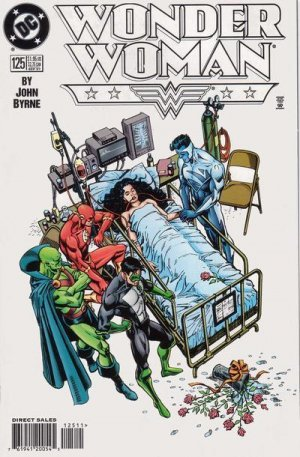 Wonder Woman 125