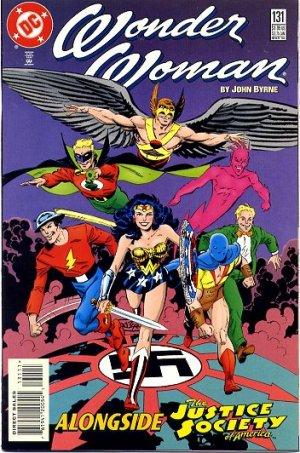 Wonder Woman 131