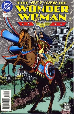 Wonder Woman 137