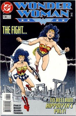 Wonder Woman 138