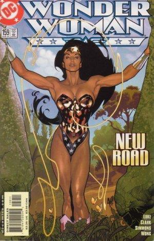 Wonder Woman 159