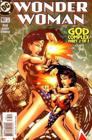 Wonder Woman 163