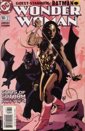 Wonder Woman 166