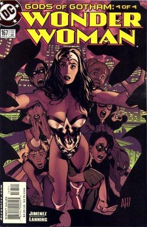 Wonder Woman 167