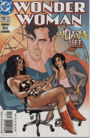 Wonder Woman # 170 Issues V2 (1987 - 2006)