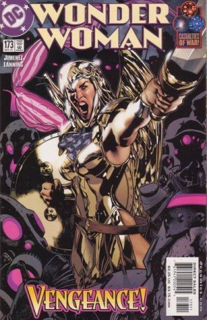 Wonder Woman 173