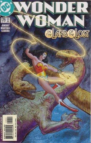 Wonder Woman 179