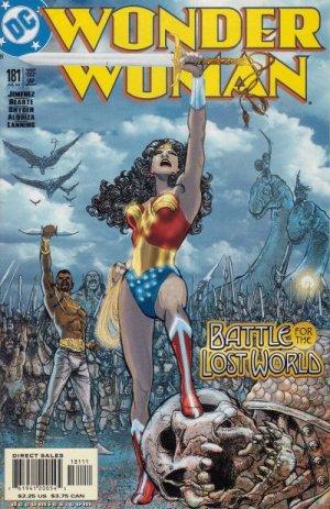 Wonder Woman 181